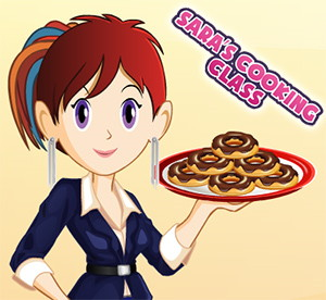 игра Кухня Пончики