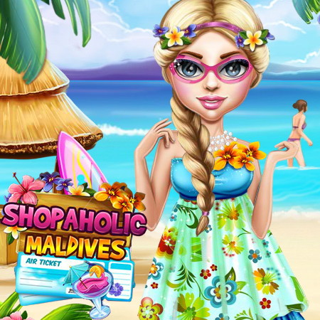 Shopaholic game Maldives