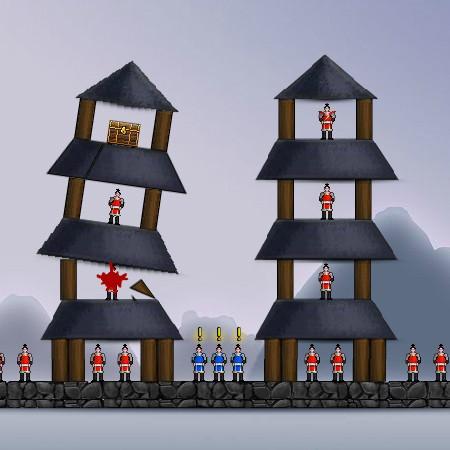 игры разрушитель замков