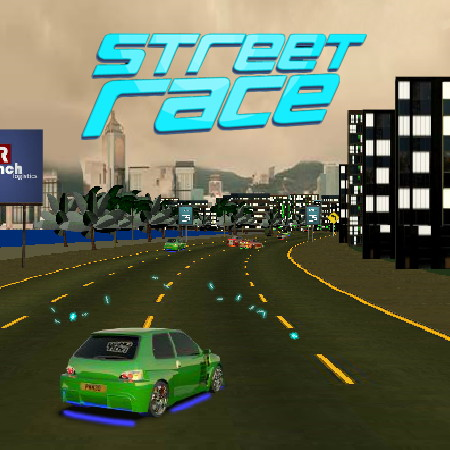 уличные гонки играть