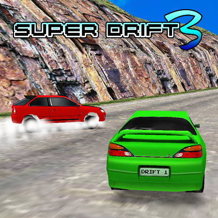Super Drift 3 game