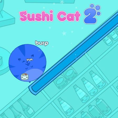 суші кіт 2 грати
