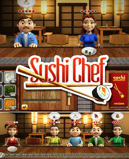 суши игры
