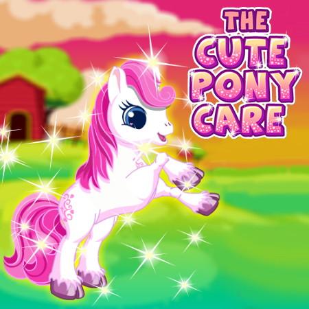 pony pflege
