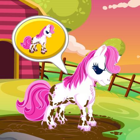 Die Pflege von Ponys