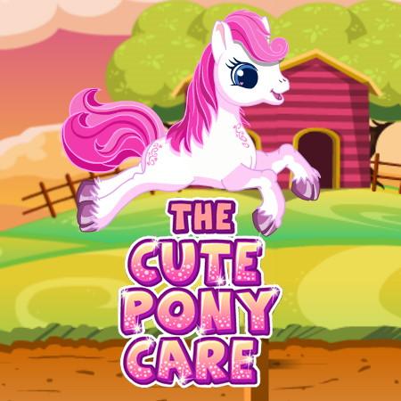 игры уход за пони