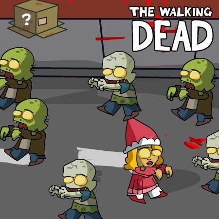 игры ходячие мертвецы