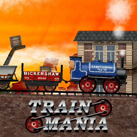 игры гонки на поездах
