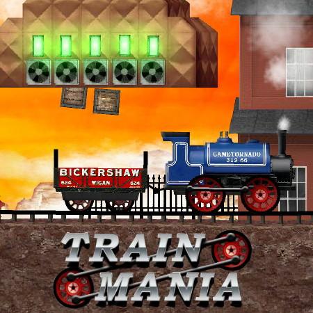 игра гонки на поездах