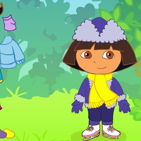 Dora Ankleiden