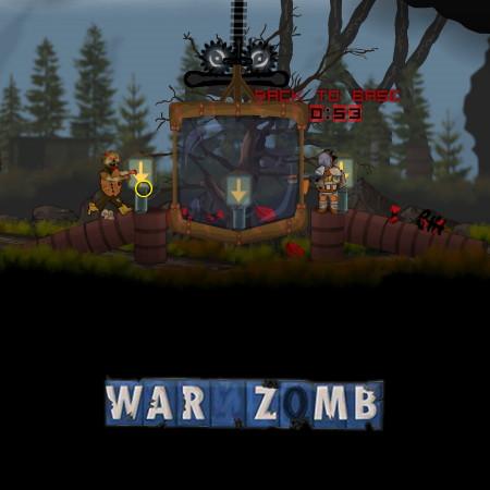 игры битва зомби