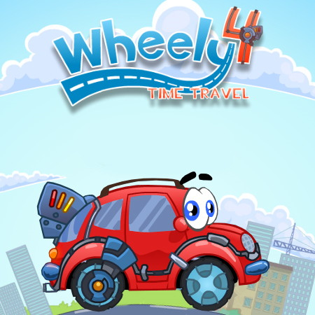 Wheely 4 Game