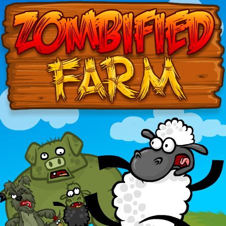 зомби ферма играть
