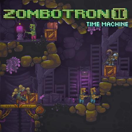 игры зомботрон 2 машина времени