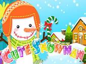 гра зроби сніговика