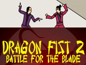 игра кулак дракона 2