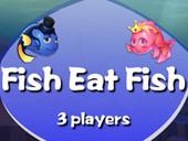 гра рибка їсть рибку