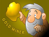 Gold Miner Game for Two Players