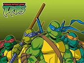 Teenage Mutant Ninja Turtles game