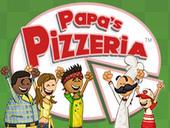 гра папа луї піца