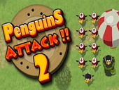 атака пінгвінів 2