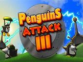 атака пінгвінів 3