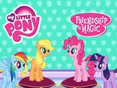 игра принцесса пони