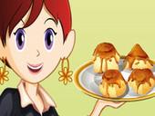 Кухня Сары: Пудинг с изюмом