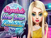 Shopaholic New Year Resolutions