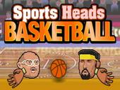 спортивные головы баскетбол