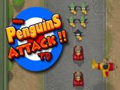 игра атака пингвинов