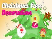 игра новогодняя елка