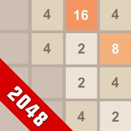 2048 - is the perfect brain training game for people of all ages
