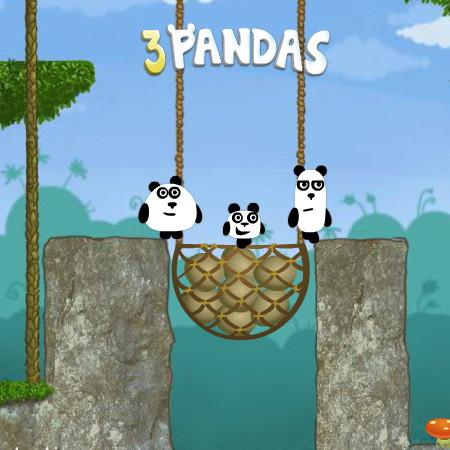 ігри 3 панди 1