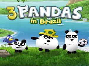 ігри 3 панди