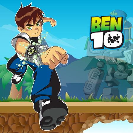 Игры для мальчиков Бен Тен