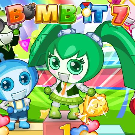 Spiel Bomb it 7