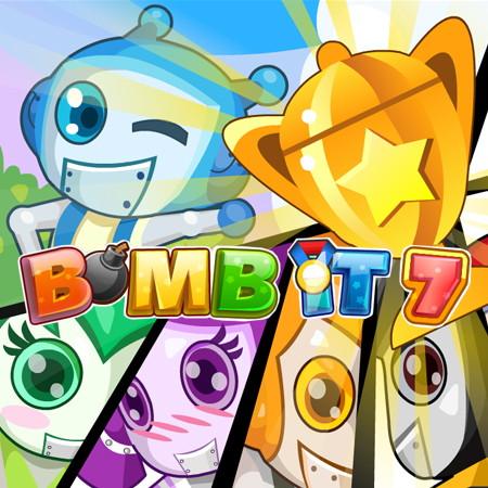 Spielen Bomb it 7