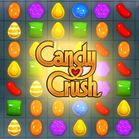 candy crush онлайн