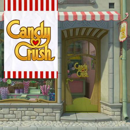 candy crush играть
