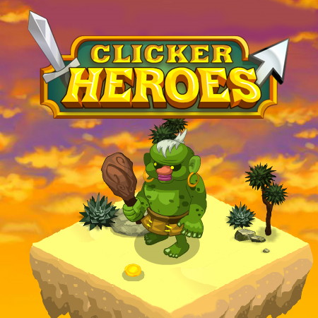 Clicker Heroes play online game