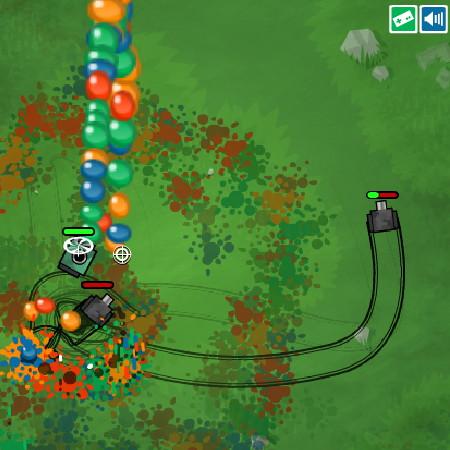Color Tanks game