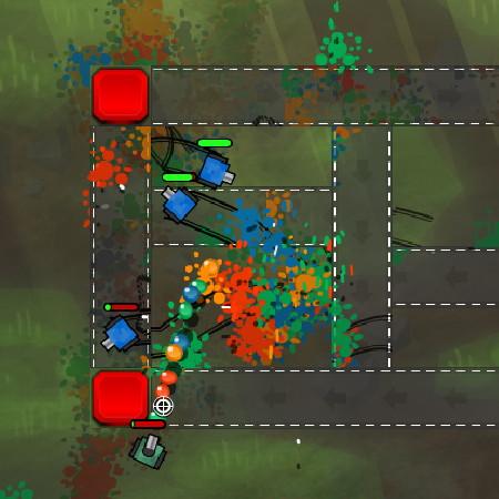 Color Tanks online