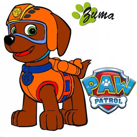 игра раскраска щенячий патруль