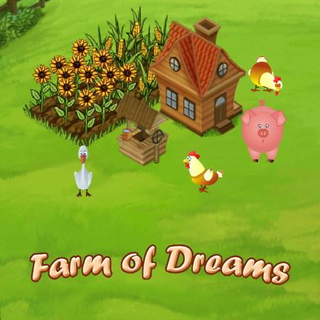 игра ферма мечты