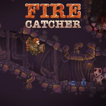 ловец огня