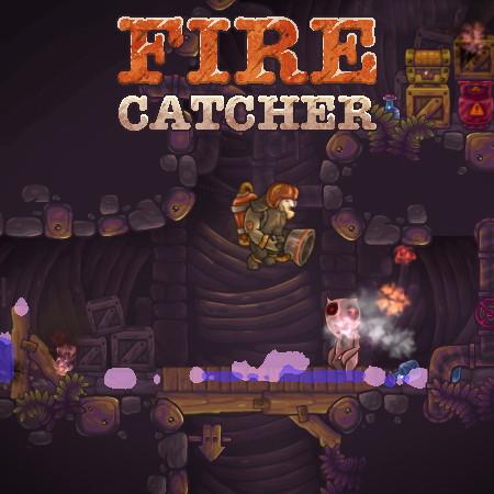 игры ловец огня