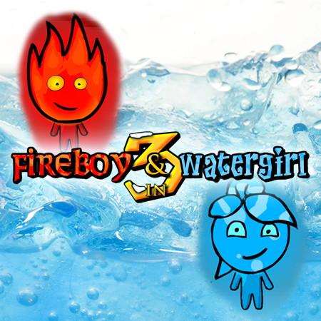 ігри вогонь і вода 3