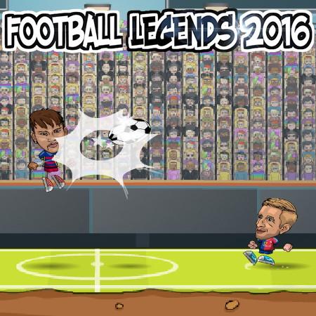 легенди футболу 2016
