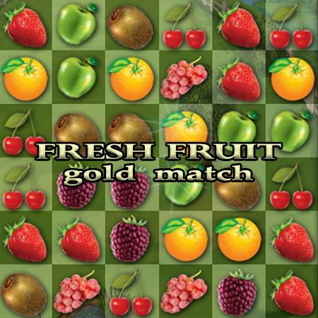 гра фрукти три в ряд